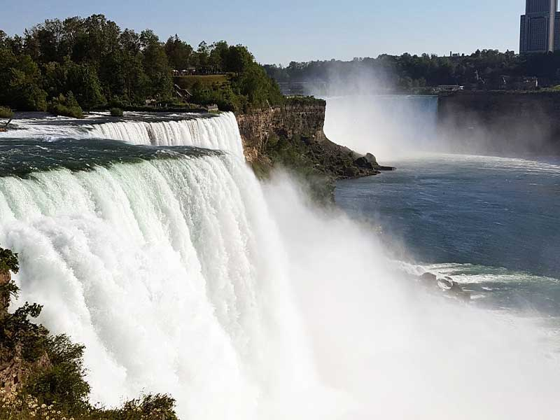 falls of the Canada