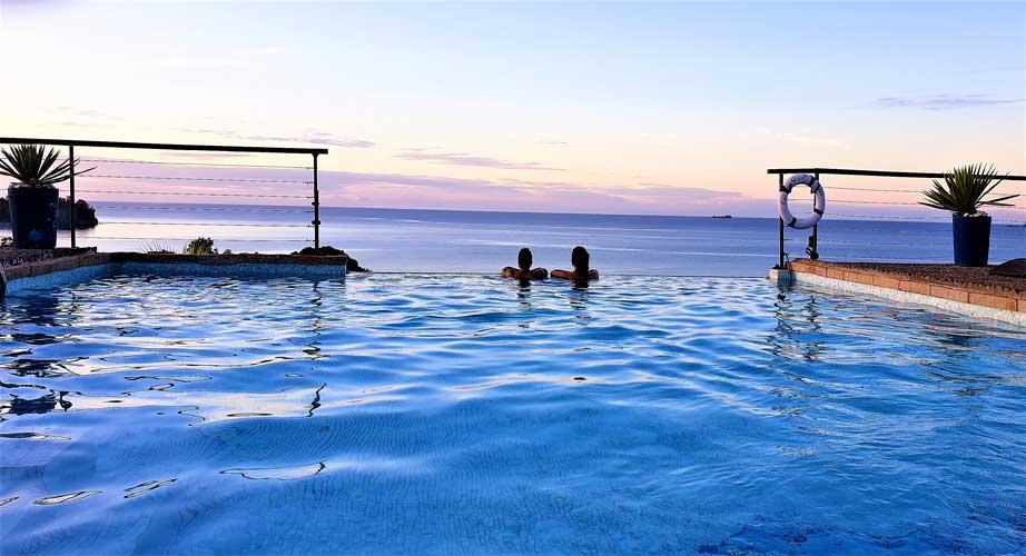hôtel lodge idéal Le Grand Bleu