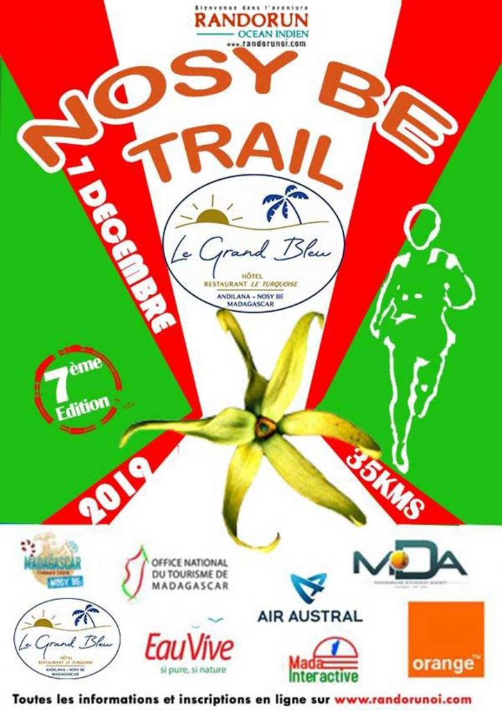 Nosy Be Trail 2019