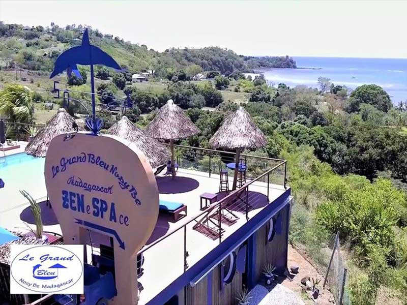 Ecolodge in Nosy-Be